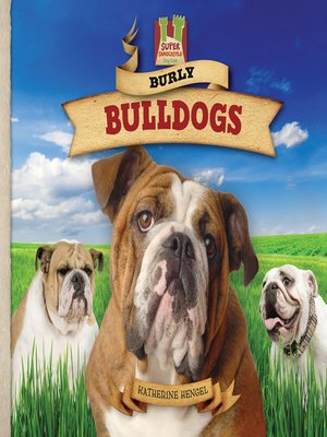 cover image of Burly Bulldogs