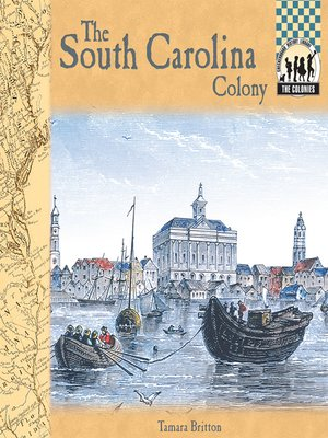 cover image of South Carolina Colony