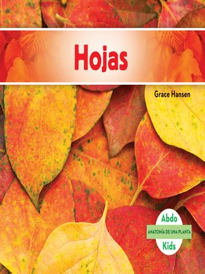cover image of Hojas (Leaves)