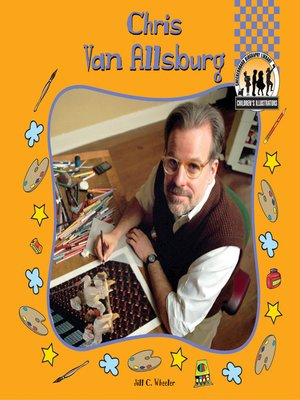 cover image of Chris Van Allsburg