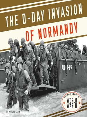 cover image of D-Day Invasion of Normandy