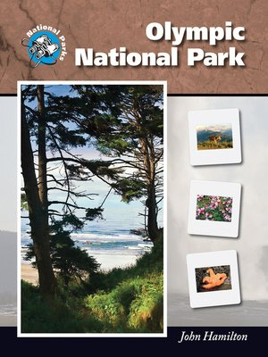 cover image of Olympic National Park