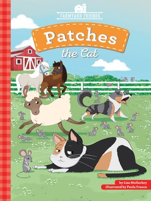 cover image of Patches the Cat