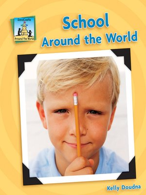 cover image of School Around the World