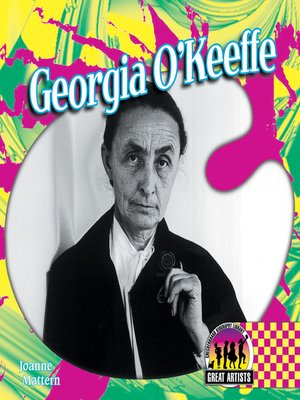 cover image of Georgia O'Keeffe