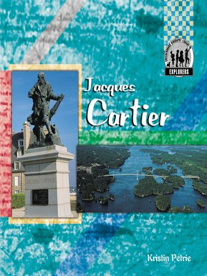 cover image of Jacques Cartier