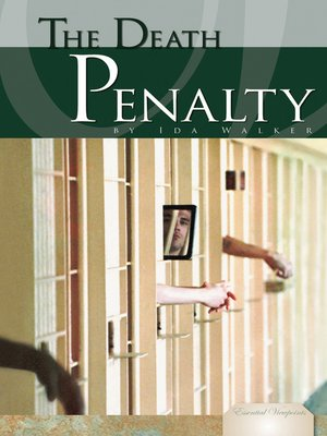 cover image of Death Penalty