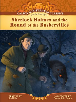 cover image of Sherlock Holmes and the Hound of the Baskervilles