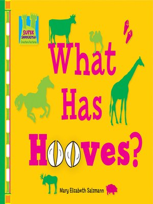 cover image of What has Hooves?