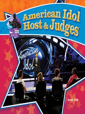 cover image of American Idol Host & Judges