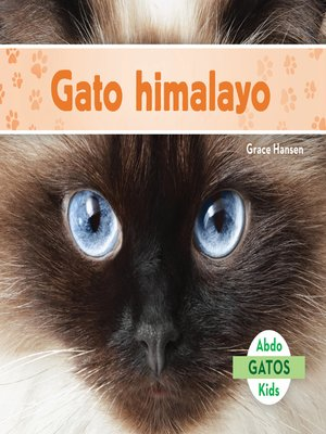 cover image of Gato himalayo (Himalayan Cats)