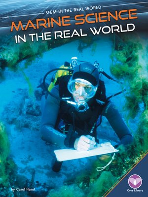 cover image of Marine Science in the Real World