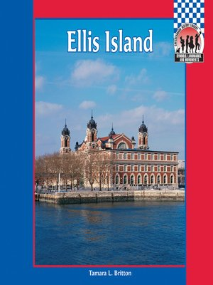 cover image of Ellis Island
