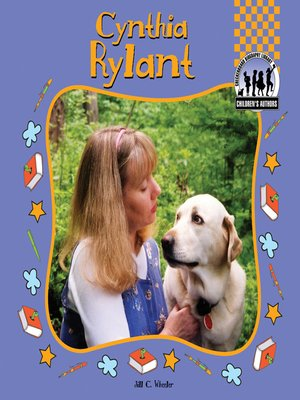cover image of Cynthia Rylant