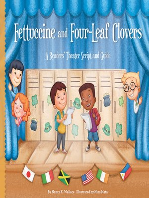 cover image of Fettuccine and Four-Leaf Clovers