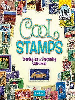 cover image of Cool Stamps