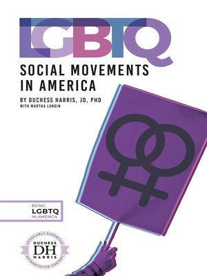 cover image of LGBTQ Social Movements in America