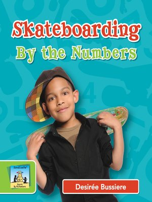 cover image of Skateboarding by the Numbers