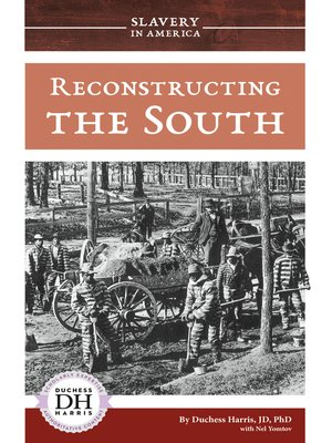 cover image of Reconstructing the South
