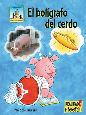 cover image of El Bolígrafo del Cerdo