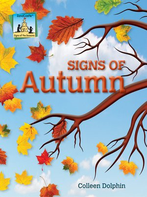 cover image of Signs of Autumn