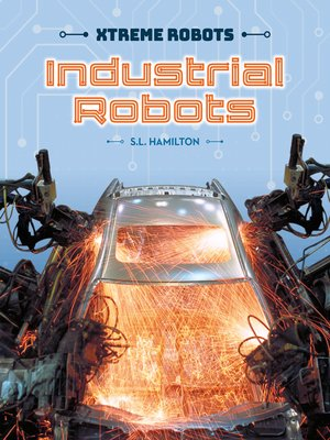 cover image of Industrial Robots