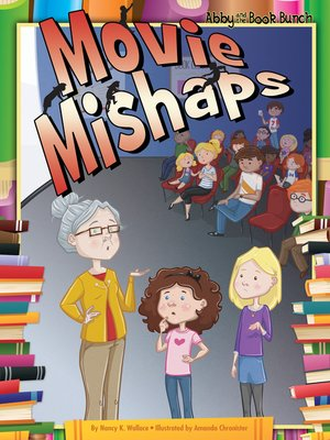 cover image of Movie Mishaps