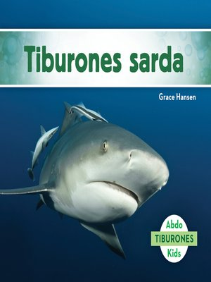 cover image of Tiburones sarda (Bull Sharks)