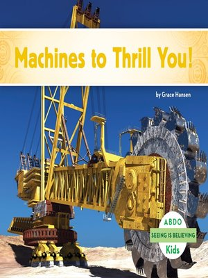 cover image of Machines to Thrill You!