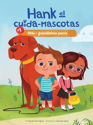 cover image of #1 Otis el Grandísimo Perro (Book 1: Otis the Very Large Dog)