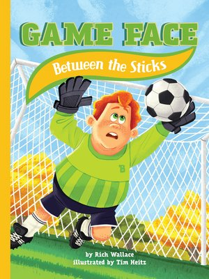 cover image of Between the Sticks