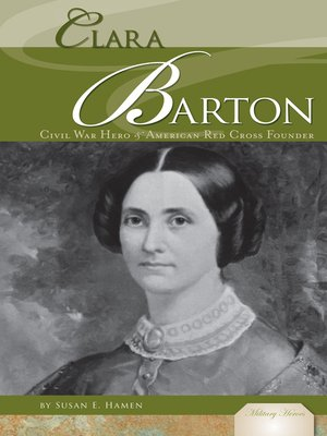 cover image of Clara Barton