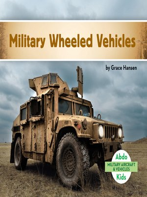 cover image of Military Wheeled Vehicles