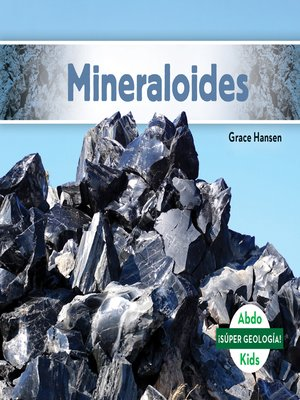 cover image of Mineraloides (Mineraloids)
