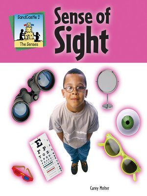 cover image of Sense of Sight