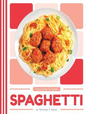 cover image of Spaghetti