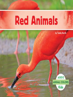 cover image of Red Animals