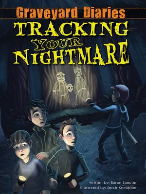 cover image of Tracking Your Nightmare