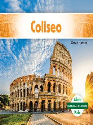 cover image of Coliseo (Colosseum )