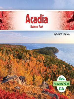 cover image of Acadia National Park
