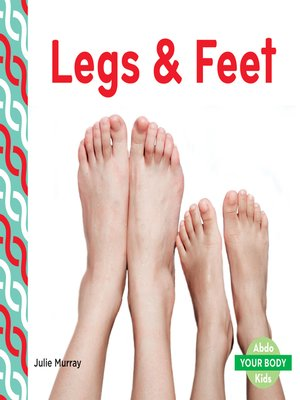 cover image of Legs & Feet