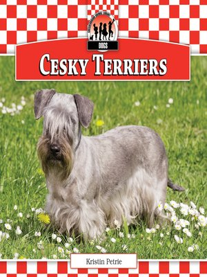 cover image of Cesky Terriers