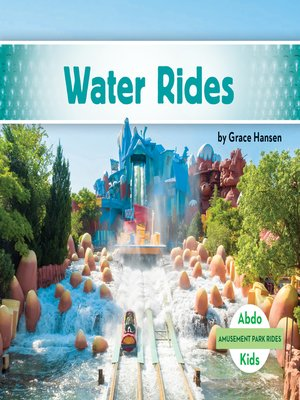 cover image of Water Rides