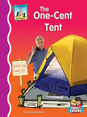 cover image of One-Cent Tent
