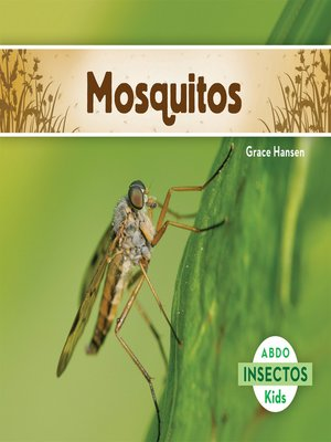 cover image of Mosquitos