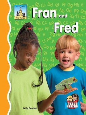 cover image of Fran and Fred
