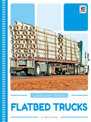 cover image of Flatbed Trucks