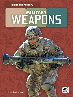cover image of Military Weapons