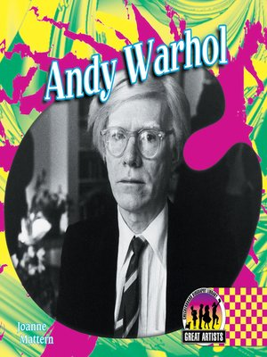 cover image of Andy Warhol