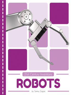 cover image of Robots